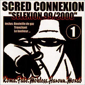 scred connexion 99/2000