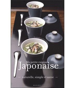 Ma Petite Cuisine Japonaise Broche Laure Kie Achat Livre Fnac