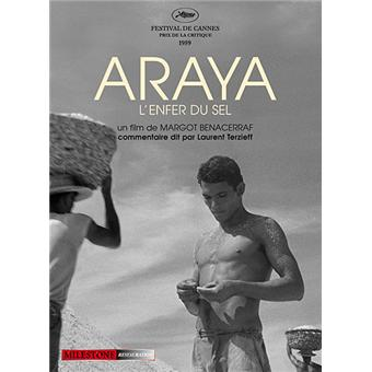 Araya, l'enfer du sel