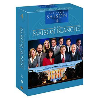 A la Maison BlancheA la Maison Blanche - Coffret intégral de la Saison 4