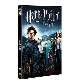 Harry Potter Et La Coupe De Feu Edition Simple Dvd Zone 2
