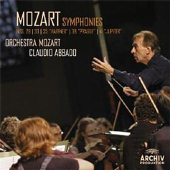 Symphonies no.29,33,35