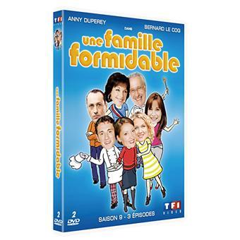 Une famille formidableUne famille formidable - Coffret de la Saison 9