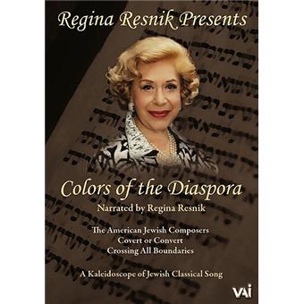 COLORS OF THE DIASPORA A KALEIDOSCO/DVD