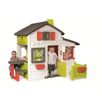 Maison Friends House Smoby avec Sonnette Incluse