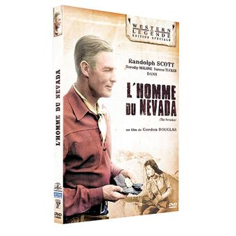 L'Homme du Nevada DVD