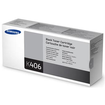 Samsung CLT-K406S - zwart - origineel - tonercartridge