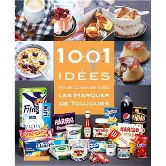 1001 id es pour cuisiner les marques de toujours cartonn collectif achat livre fnac for Cuisine des marques