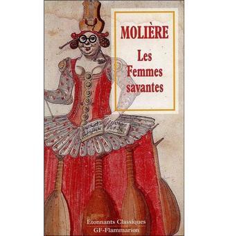 Les Femmes Savantes Poche Molière Marc Defradas Achat Livre