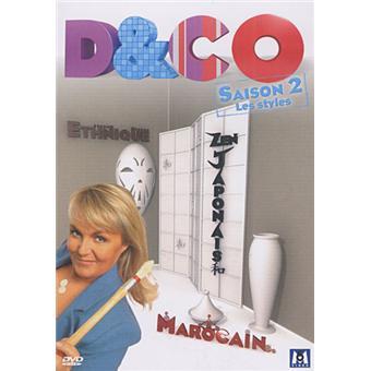 D&CoSaison 2 - Les Styles - Volume 3 - Ethnique, zen, japonais, marocain