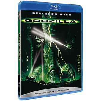 Godzilla, la trilogieGodzilla - Blu-Ray