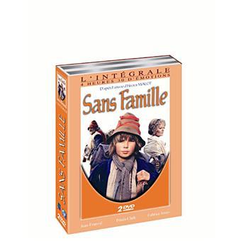 Sans familleSANS FAMILLE-2 DVD-VF