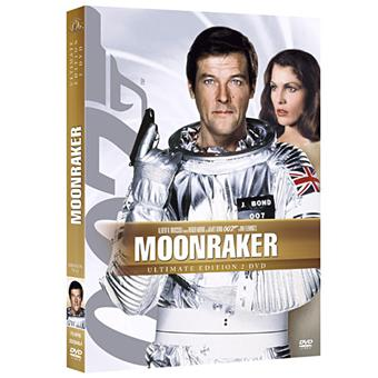 James BondMoonraker DVD