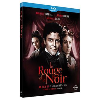 Le Rouge et le Noir Blu-ray