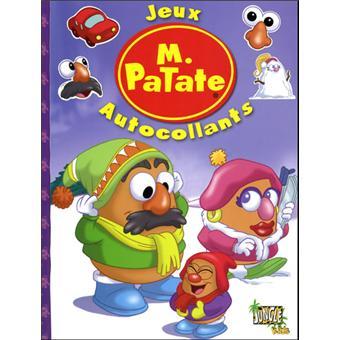 Monsieur patate jeux at autocollants tome 2 monsieur - Monsieur pirate ...