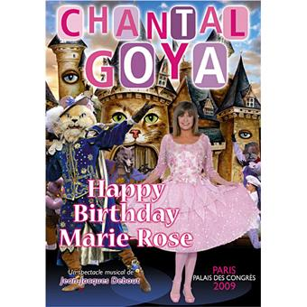 Happy birthday Marie-Rose  - Palais des congrès 2009