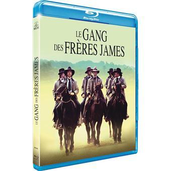 Le gang des frères James Blu-ray