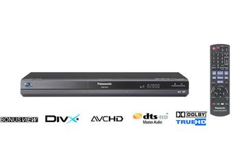 Panasonic DMP-BD45EF Blu-ray Player Drivers for Windows Mac