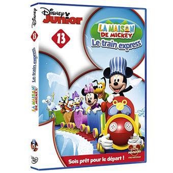 La Maison de MickeyMAISON DE MICKEY VOL13-FR