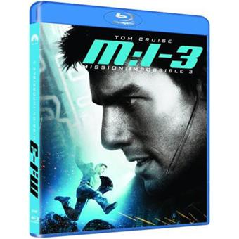 Mission : Impossible  Les FilmsMission : Impossible 3 - Blu-Ray