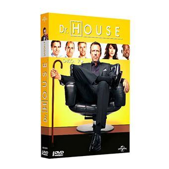 Dr HouseDr House - Coffret intégral de la Saison 7