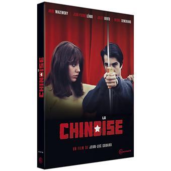 La chinoise DVD