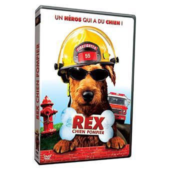 Rex Chien Pompier