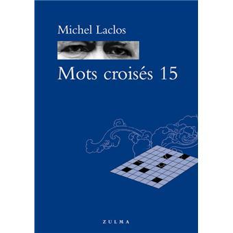Mots croises 15