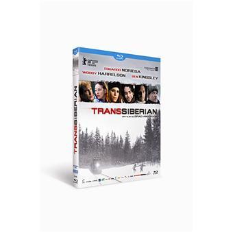 Transsiberian - Blu-Ray