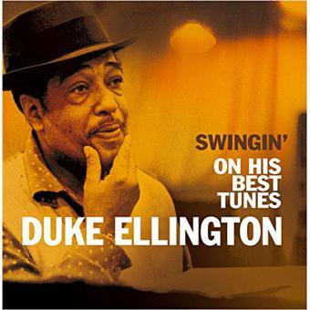 Swingin' -on his best..