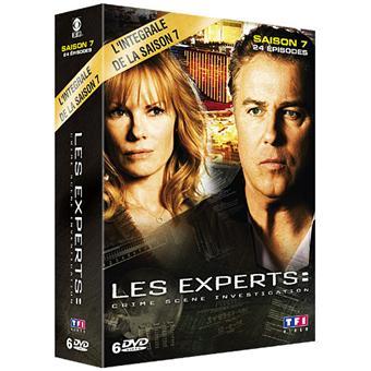 Les Experts Las VegasCoffret intégral de la Saison 7
