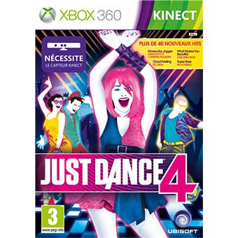 FND JUST DANCE 4 XB360
