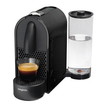 expresso capsules nespresso krups u m130 noir achat prix fnac. Black Bedroom Furniture Sets. Home Design Ideas