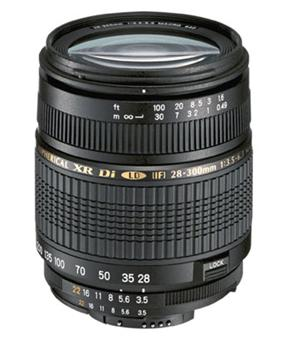 Tamron AF Di 28-300 mm f / 3,5-6,3 XR AD LD ASL [IF] Macro 1: 2,9, Mount Canon