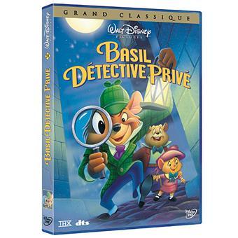 Basil Détective Privé DVD