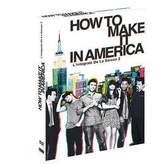 How to Make It in AmericaHow to Make It in America - Coffret intégral de la Saison 2