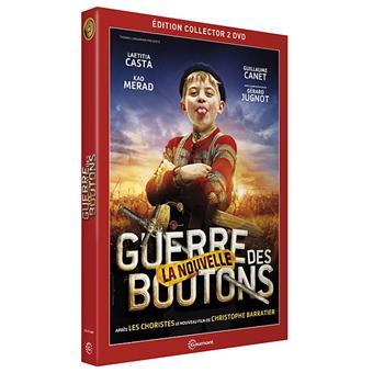 La nouvelle guerre des boutons Edition Collector DVD
