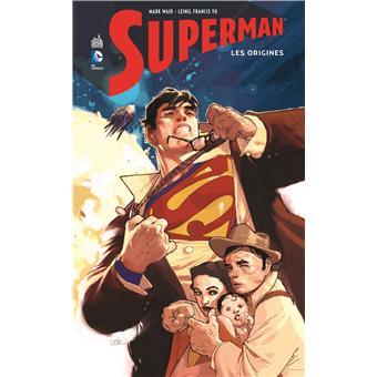 SupermanSuperman, les origines