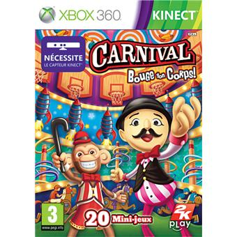Carnival Games Kinect