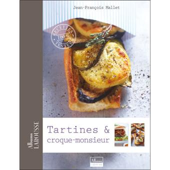 Tartines & croque-monsieur