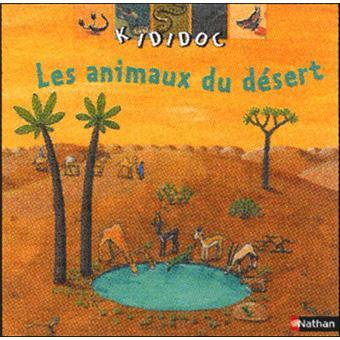 KididocAnimaux du desert