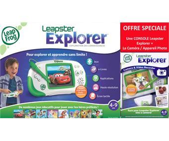 jeux leapster explorer gratuit