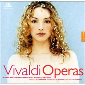 """Vivaldi chez """"Naïve"""" - Page 2 Operas"""