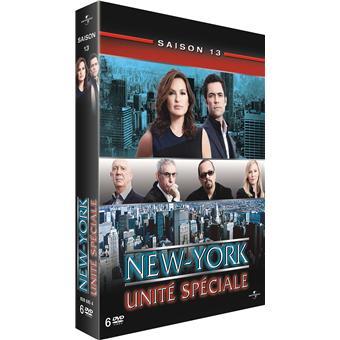 New York Unité SpécialeNew York Unité Spéciale - Coffret intégral de la Saison 13