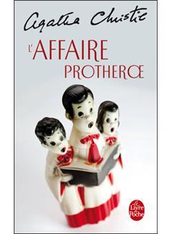 L'Affaire Protheroe - Poche - Agatha Christie - Achat Livre | fnac