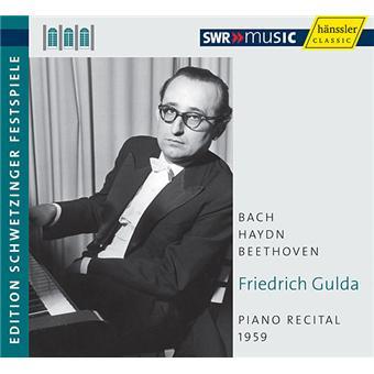 Klavierabend 1959