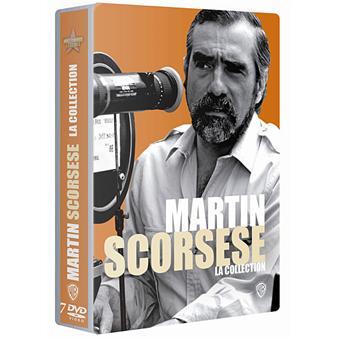 Coffret Martin Scorsese - Edition Limitée boîtier métal