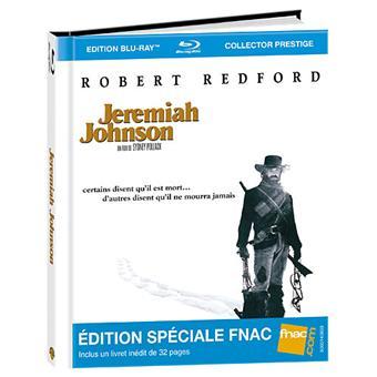 Jeremiah Johnson - Blu-Ray - Digibook - Edition Spéciale Fnac