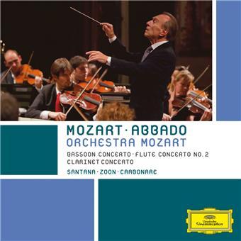 Konzert Für Klarinette, Fagott, Flöte 2