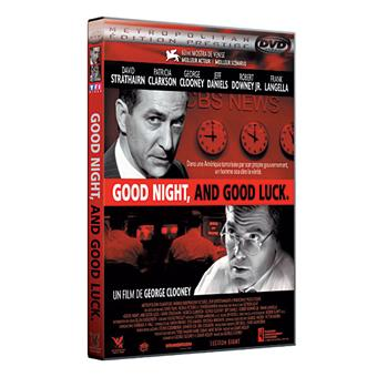 Good Night And Good Luck Dvd Zone 2 George Clooney Alle Dvds